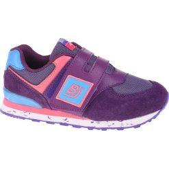 Buciki niemowlęce chłopięce: BEJO Buty dziecięce Pablo Kids Purple/Violet/Blue r. 27