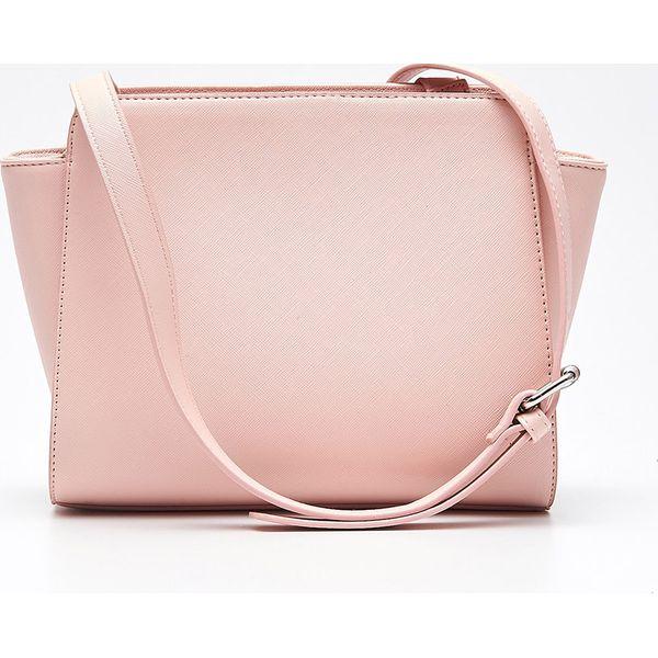 e6ac05d96bc60 Torebka na ramię - Różowy - Różowe torebki klasyczne damskie Cropp ...