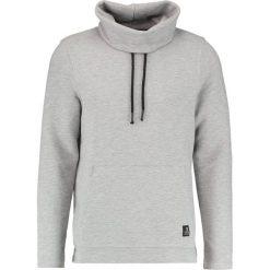 Swetry klasyczne męskie: TOM TAILOR DENIM SNOOD IN NEW STRUCTURE Sweter melange