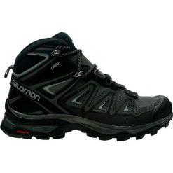 Buty trekkingowe damskie: Salomon Buty damskie X Ultra 3 Mid GTX W Magnet/Black/Monum r. 37 1/3 (404756)