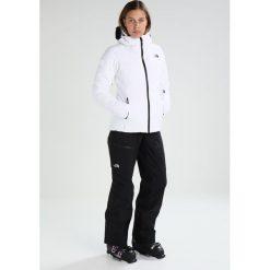 Kurtki sportowe damskie: The North Face ISHII Kurtka snowboardowa white