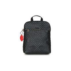 Plecaki Desigual  BOLS CLAUDIA NANAIMO. Szare plecaki damskie marki Desigual, l, z tkaniny, casualowe, z długim rękawem. Za 314,10 zł.