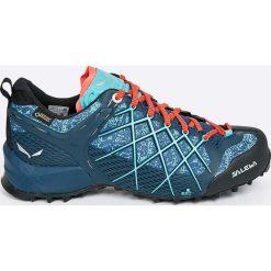 Salewa - Obuwie Wildfire Gtx. Szare buty trekkingowe damskie Salewa. W wyprzedaży za 579,90 zł.