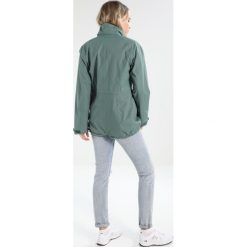 Schöffel JACKET CADIZ Kurtka przeciwdeszczowa green. Zielone kurtki sportowe damskie Schöffel, z materiału. Za 839,00 zł.