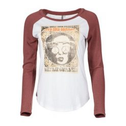 Rip Curl T-Shirt Damski Losthill M Czerwony. Czerwone t-shirty damskie marki Rip Curl, m. W wyprzedaży za 129,00 zł.