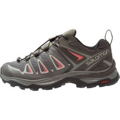 Buty trekkingowe damskie: Salomon X ULTRA 3  Obuwie hikingowe shadow/castor gray/mineral red