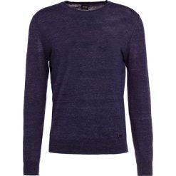 Odzież: BOSS CASUAL KWASIROL Sweter dark blue