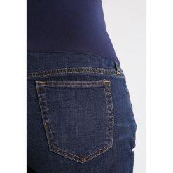 GAP Maternity EMERSON Jeansy Slim Fit medium indigo. Niebieskie rurki damskie GAP Maternity. W wyprzedaży za 174,30 zł.