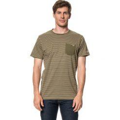"""T-shirty męskie: Koszulka """"Twain"""" w kolorze zielonym"""