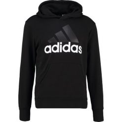 Bluzy męskie: adidas Performance Bluza z kapturem black/white