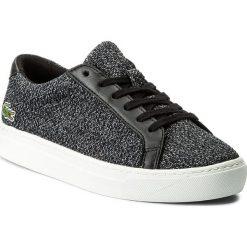Trampki chłopięce: Sneakersy LACOSTE - L.12.12 317 1 Caj 7-34CAJ0007024 Blk