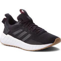 Buty adidas - Questar Ride B44832 Cblack/Cblack/Grefiv. Czarne buty do biegania damskie marki Adidas, z kauczuku. W wyprzedaży za 219,00 zł.