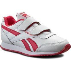 Buciki niemowlęce: Reebok Buty dziecięce Royal Cljog 2v biało-różowe r. 32 (V70469)