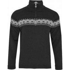 Swetry klasyczne męskie: Sweter DALE OF NORWAY CALGARY Print|Czarny