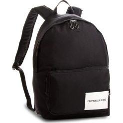 Plecak CALVIN KLEIN JEANS - Sport Essential Cp B K40K400380 001. Czarne plecaki męskie marki Calvin Klein Jeans, z jeansu, sportowe. W wyprzedaży za 269,00 zł.