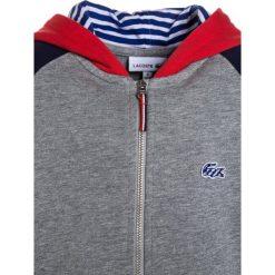 Bluzy chłopięce: Lacoste Bluza rozpinana grey