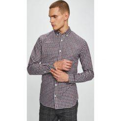 Premium by Jack&Jones - Koszula. Szare koszule męskie na spinki marki S.Oliver, l, z bawełny, z włoskim kołnierzykiem, z długim rękawem. W wyprzedaży za 139,90 zł.