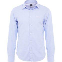 BOSS ATHLEISURE BROD SLIM FIT Koszula medium blue. Niebieskie koszule męskie slim marki BOSS Athleisure, m. Za 459,00 zł.