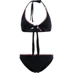Stroje kąpielowe damskie: TWINTIP SET  Bikini black/coral