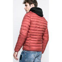 Blend - Kurtka. Brązowe kurtki męskie pikowane marki Blend, l, z bawełny, bez kaptura. W wyprzedaży za 129,90 zł.