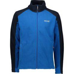 """Bejsbolówki męskie: Bluza polarowa """"Hedman II"""" w kolorze niebieskim"""