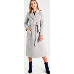 IVY & OAK Płaszcz wełniany /Płaszcz klasyczny light grey melange. Szare płaszcze damskie wełniane IVY & OAK, klasyczne. W wyprzedaży za 807,20 zł.
