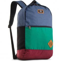 Plecak VANS - Van Doren III B VN0A2WNUWUP Evergreen/Dress Blues. Czerwone plecaki męskie Vans, z materiału. W wyprzedaży za 149,00 zł.