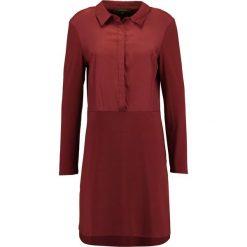 Sukienki hiszpanki: Soft Rebels WET  Sukienka koszulowa tawny port