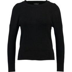 Swetry klasyczne damskie: Topshop Petite Sweter black