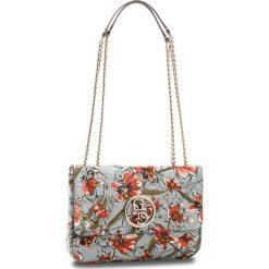 Torebka GUESS - HWFG69 89210 BLF. Niebieskie torebki klasyczne damskie marki Guess, z aplikacjami, ze skóry ekologicznej. Za 629,00 zł.