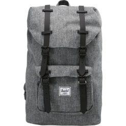 Plecaki męskie: Herschel LITTLE AMERICA Plecak raven crosshatch/black rubber