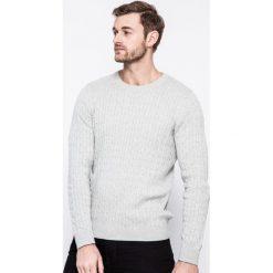 Swetry klasyczne męskie: Selected – Sweter