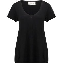 T-shirty damskie: American Vintage Tshirt basic noir