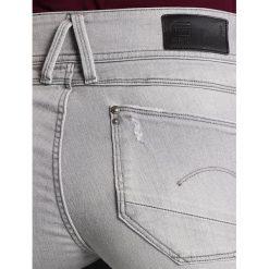 GStar LYNN MID SKINNY NEW Jeans Skinny Fit tricia grey. Szare jeansy damskie marki G-Star. W wyprzedaży za 363,30 zł.