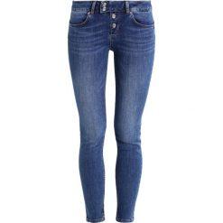 Liu Jo Jeans BOTTOM UP RIVER REG.W.        Jeans Skinny Fit blue. Niebieskie rurki damskie Liu Jo Jeans. W wyprzedaży za 374,25 zł.