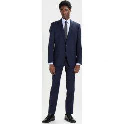 Koszule męskie na spinki: Eterna SLIM FIT Koszula biznesowa hellblau