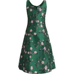 Mint&berry Sukienka koktajlowa multicolour. Zielone sukienki koktajlowe marki mint&berry, z materiału. Za 509,00 zł.