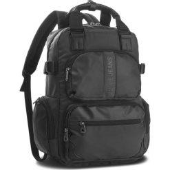 Plecak PEPE JEANS - Bromley Laptop PM120026  Black 999. Czarne plecaki męskie Pepe Jeans, z jeansu. Za 219,00 zł.