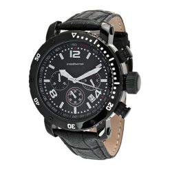 "Zegarki męskie: Zegarek ""CAP-1103223.C"" w kolorze czarnym"