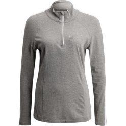 Icepeak NESSA Bluzka z długim rękawem khaki. Szare bluzki longsleeves Icepeak, z bawełny, sportowe. W wyprzedaży za 135,20 zł.