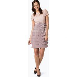 Sukienki hiszpanki: Apriori – Damska sukienka wieczorowa, różowy