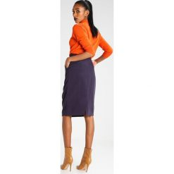 Spódniczki ołówkowe: And Less GENISTA Spódnica ołówkowa  dark blue