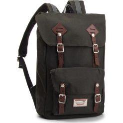 Plecak DOUGHNUT - 8077C-0004-F Cordura Chiarcoal. Zielone plecaki męskie Doughnut, z materiału. Za 389,00 zł.