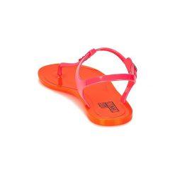 Sandały Love Moschino  JA16381G0KJN160A. Czerwone sandały damskie marki Love Moschino. Za 399,20 zł.