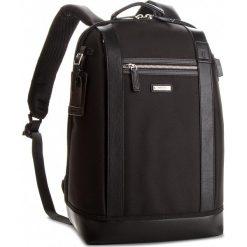 Plecak WITTCHEN - 86-3U-215-1  Czarny. Czarne plecaki męskie Wittchen, z materiału. W wyprzedaży za 369,00 zł.
