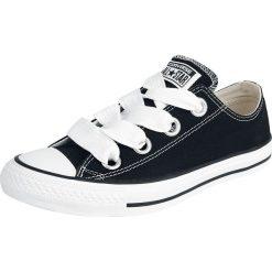 Converse Chuck Taylor All Star Big Eyelets - OX Buty sportowe czarny/biały. Szare buty sportowe damskie marki Converse, z gumy. Za 199,90 zł.