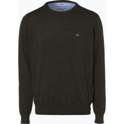 Fynch Hatton - Sweter męski, zielony. Zielone swetry klasyczne męskie Fynch-Hatton, l, z dzianiny. Za 249,95 zł.