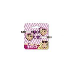 Spinki do włosów Barbie (BR9544). Szare ozdoby do włosów marki Barbie. Za 10,57 zł.