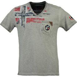 """T-shirty chłopięce z nadrukiem: Koszulka """"Jespote"""" w kolorze jasnoszarym"""