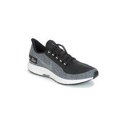 Buty do biegania Nike  AIR ZOOM PEGASUS 35 SHIELD. Czarne buty do biegania męskie Nike. Za 455,20 zł.